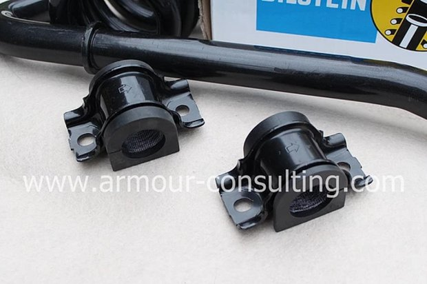 Bushings and spare parts for AVs